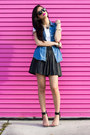 Black-filthy-magic-skirt-navy-denim-evil-twin-vest