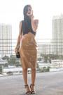 2020ave-top-vinyl-topshop-skirt