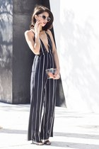 jumpsuit Faithfull the brand jumper - ear cuff Bonheur Jewelry earrings