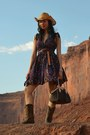 Tony-lama-boots-charlotte-russe-dress-louis-vuitton-bag-forever-21-belt