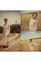 eggshell lace maxi dress Lace Maxi Dress dress