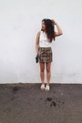 Topshop-shoes-mango-bag-h-m-skirt-vintage-top