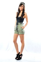 Forever21 intimate - gray shorts - Forever 21 accessories