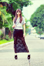 Charcoal-gray-thrifted-top-black-foz-skirt-black-graxie-shoes-black-foreve