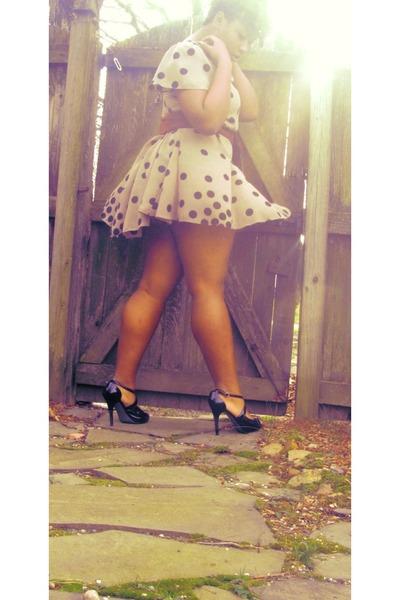 blackstrappy Rampage heels
