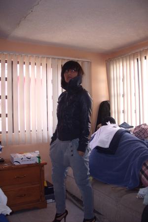 jacket - pants - shoes