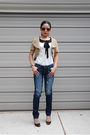 White-d-g-top-blue-paige-premium-denim-jeans-gold-edun-jacket-gray-dolce-a