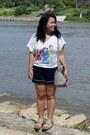 Heather-gray-alexander-wang-bag-navy-joe-fresh-shorts-white-tminxx-top