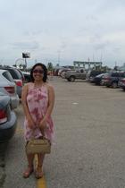 YRYS dress - Flywear glasses - Celine purse - Divi shoes