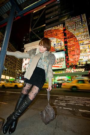 jacket - top - H&M skirt - tights - Zara shoes - Zara accessories