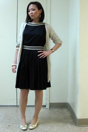 dress - Salvatore Ferragamo shoes