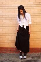 Cue skirt - Zoe Wittner heels