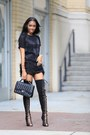 Tony-bianco-boots-similar-robert-rodriguez-dress-similar-chanel-bag