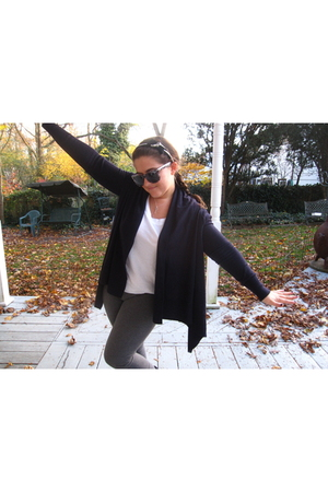 H&M sweater - Urban Outfitters sunglasses - Forever 21 accessories - Tiffany & C
