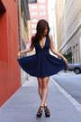 Skater-charlotte-russe-dress-black-suede-charlotte-russe-heels
