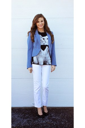 cat Forever21 t-shirt