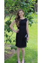 black lace Kristines Collection dress