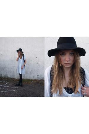 Zara dress - Zara vest
