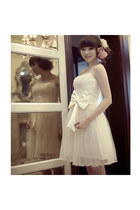 weddingwhite dress