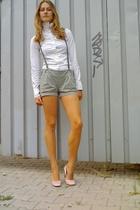 shirt - shorts - shoes