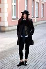 Black-creepers-bershka-shoes-black-wool-f-f-coat-black-wool-h-m-hat