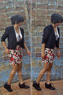 Black-thrift-store-blazer-white-brothers-land-blouse-ruby-red-thrift-store-s
