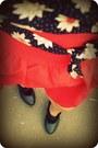 Brings-back-shirt-gaudi-skirt-underground-wedges