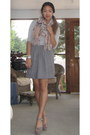Heather-gray-forever-21-shirt-pink-h-m-scarf-heather-gray-ann-taylor-skirt