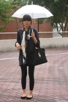 sweater - Ralph Lauren purse - Fendi scarf - shoes -