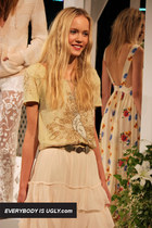 Sweet Bohemian Style at the Candela Spring/Summer 2013 Presentation