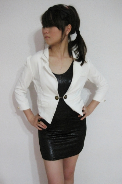 OHBLONDE blazer