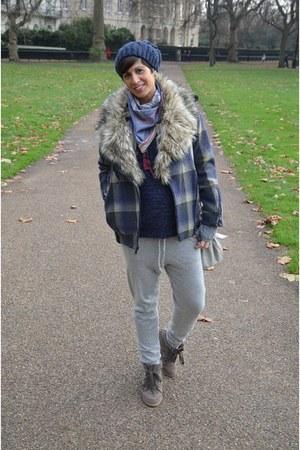 Ralph Lauren jacket - Stefanel pants - Isabel Marant sneakers