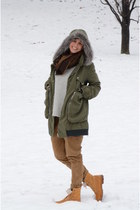 VLevel jacket - Timberland boots - calvin klein sweater - calvin klein pants