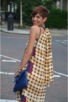 dress - bag