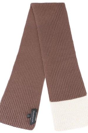 knitted scarf farfetch scarf