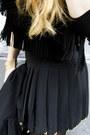 Black-karl-lagerfeld-for-h-m-blazer-black-chanel-bag