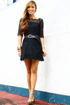 black Kristines Collection dress