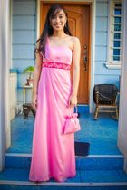 pink Zandra Lim dress