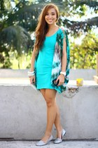 blue chill dress