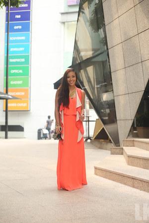 orange chicnova vest
