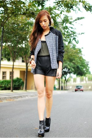 black Mango blazer