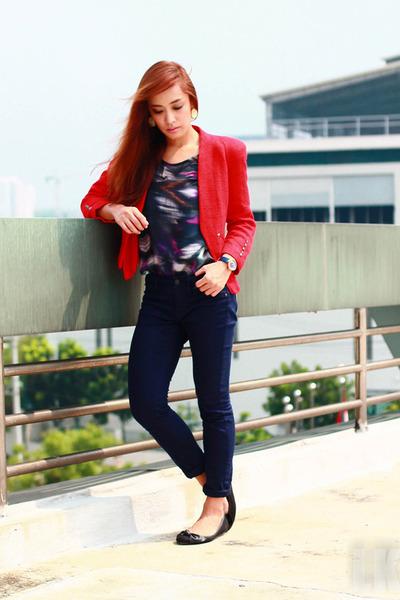 red Mango blazer