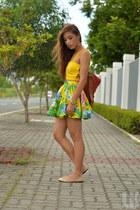 yellow Vetus top
