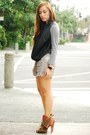 Gray-fringe-silay-shorts-gray-hk-brand-top