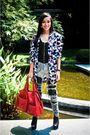 Black-tinsels-dress-white-bought-online-blazer-gray-stylebreak-jeans-black