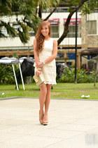 off white Ever New dress