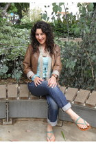 Fossil watch - Lee jeans - castro jacket - Accessorize scarf