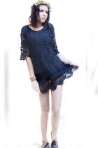 lace H& dress