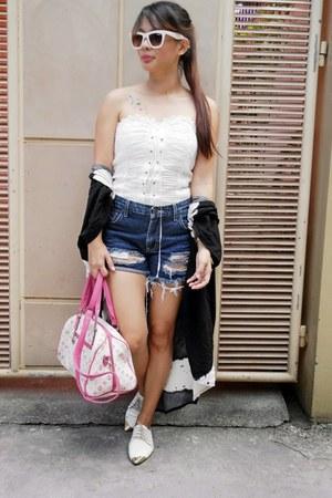 black StyleMoi vest