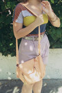 Nude-calf-leather-see-by-chloé-bag-light-purple-mossman-shorts